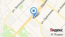 Гермес-2 на карте