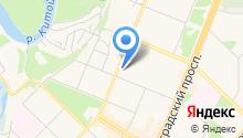 Алкомаркет Кайрос на карте