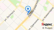 Avenue на карте