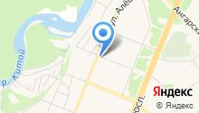 Автостоянка на ул. З2-й микрорайон на карте