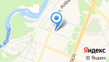 Адвокатский кабинет Луценко О.Ю. на карте