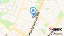 БИНБАНК, ПАО на карте