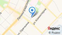 Ангарская городская общественная организация собственников многоквартирных домов на карте