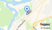 Автостоянка на Новгородской на карте