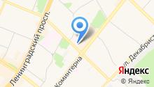 Восточно-Сибирский институт медико-экологических исследований, ФГБНУ на карте