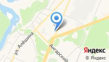 АВТОЭКСПРЕСС на карте