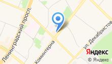 Юрист Смирнов на карте