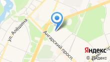 Баланс-Актив на карте