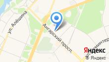 Агентство Сателлит на карте