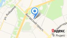 Бельгийские пекарни на карте