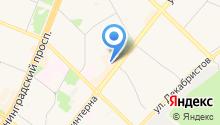 Ангарск-Проф-Консалтинг на карте