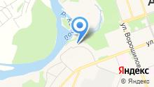Ангарская жилищная компания на карте