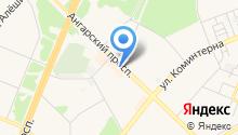 Taxi coffee на карте