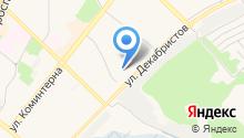АвтоСибРегион на карте