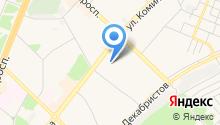 БВК на карте
