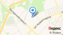 АНГАРА-ГЕО на карте