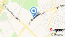 7 микрорайон на карте