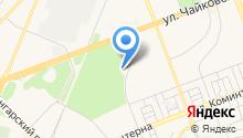 АмЭлит на карте