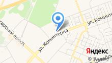 Ангарский техникум строительных технологий на карте
