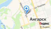 АЛМА на карте