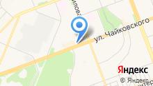 Альянс+ на карте