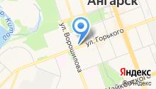 Eve-tour на карте