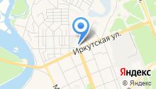 VodkaBar на карте