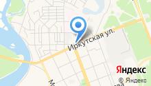 Автотранспортная компания на карте