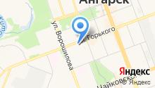 82-й квартал на карте