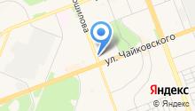Адвокатский кабинет Богачевой Т.А. на карте