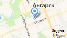 SPAR на карте
