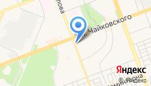 Адвокат Тирикова И.В. на карте