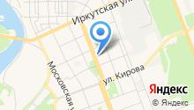 Березовский мясокомбинат на карте
