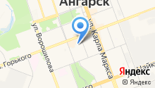 Skarabey на карте