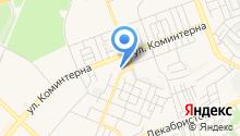 Ангарскгоргаз на карте