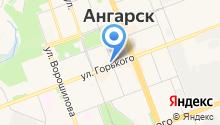 Бжбж.рф на карте