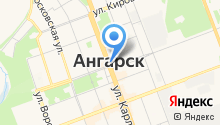 Reebok на карте