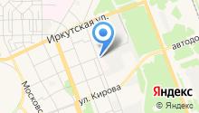 Ангарский политехнический колледж на карте