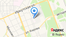 Ангарская Производственная Компания на карте