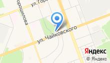 Ангарский сервисный центр на карте