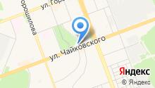 TURBA на карте
