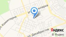 Ангарский онкологический диспансер на карте