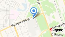 АВМ на карте