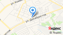 Ангарская электротехническая компания на карте