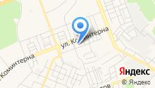 Байкал Конструкция на карте