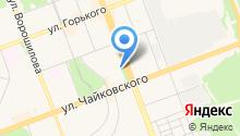 UndergrounD на карте