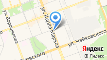 Westland на карте