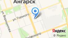 АТП-Ангарск на карте