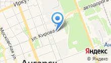 АНГАРСКСТРОЙСЕРВИС на карте
