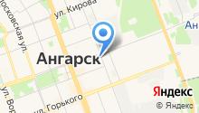 АнгарскЭнергоСервис на карте